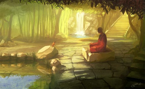bird-buddha-buddhist-harmony-inner-peace
