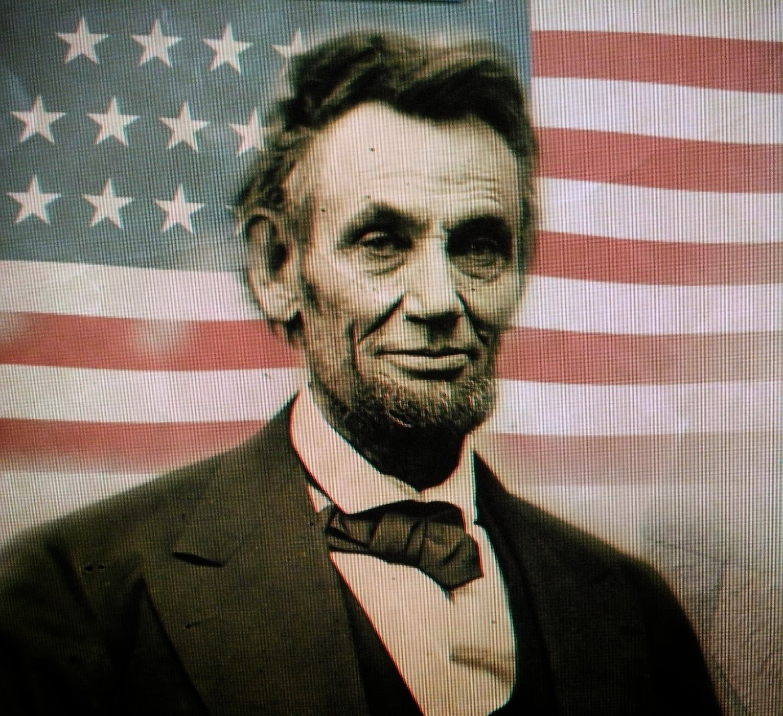 Abraham Lincoln never quits