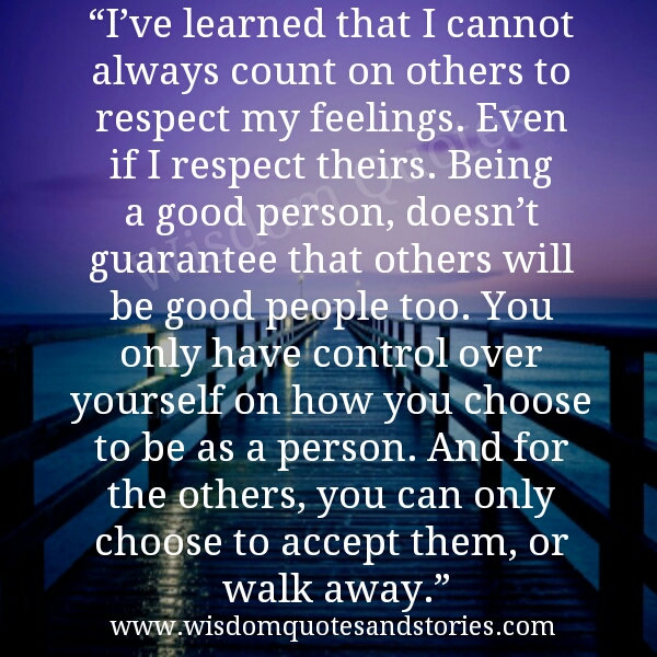 Good Person Quotes Pleasing Being A Good Person  Wisdom Quotes & Stories