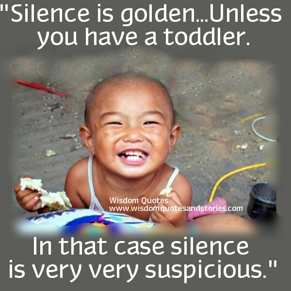 silence is Golden - Wisdom Quotes and Stories