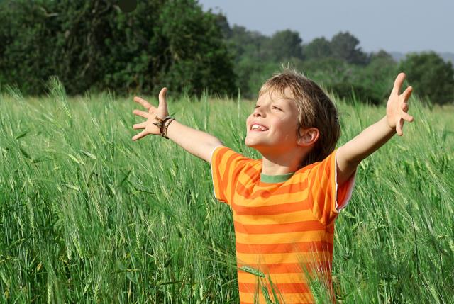 Child Explains God