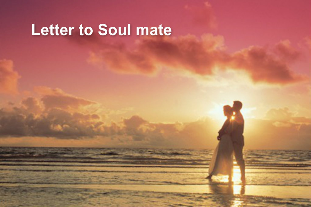 letter to soulmate