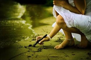 Sands of forgiveness